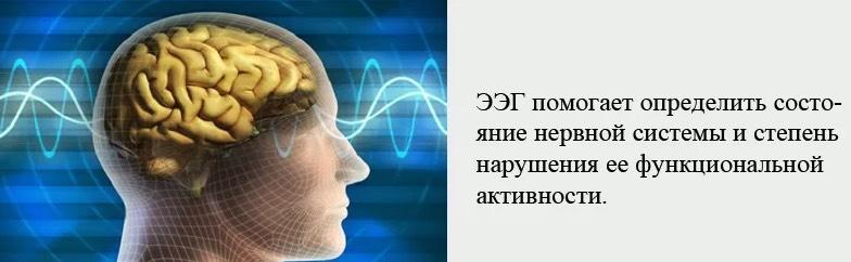 Электроэнцефалограмма показания